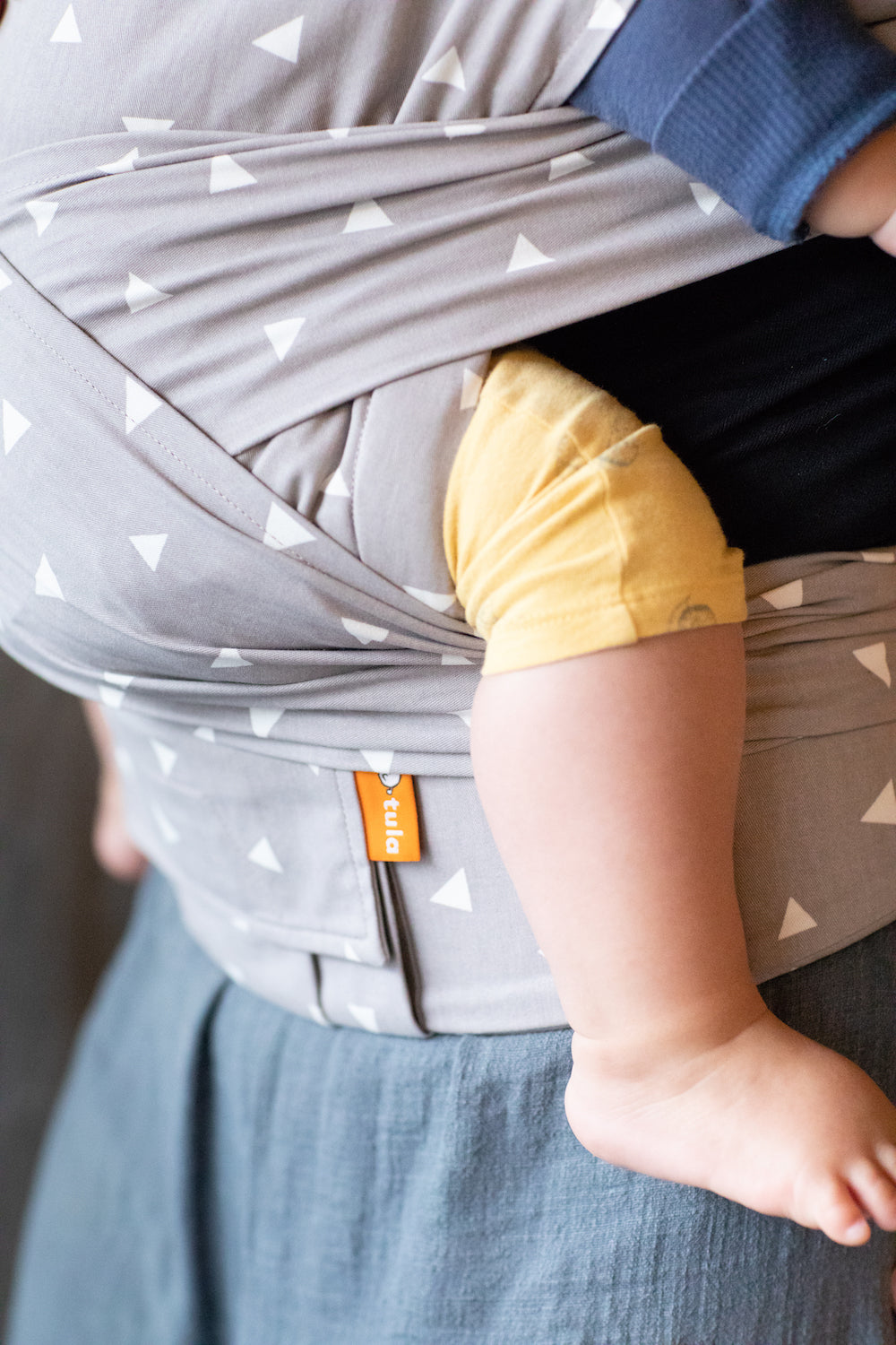 Tula Half Buckle Baby Carrier - Sleepy Dust - IN TRANSIT