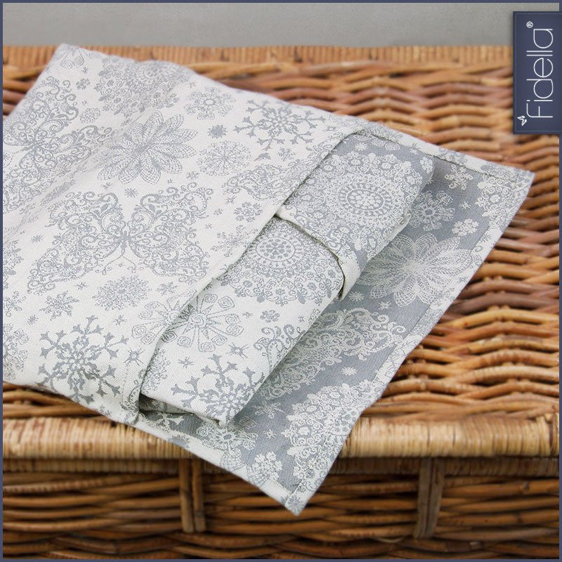 Fidella Iced Butterfly Smoke Wrap (organic cotton)