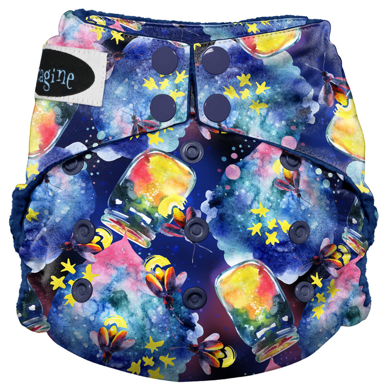 Imagine Stay-Dry All-in-One Cloth Diapers