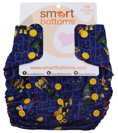Smart Bottoms Too Smart Cover Diaper Cover