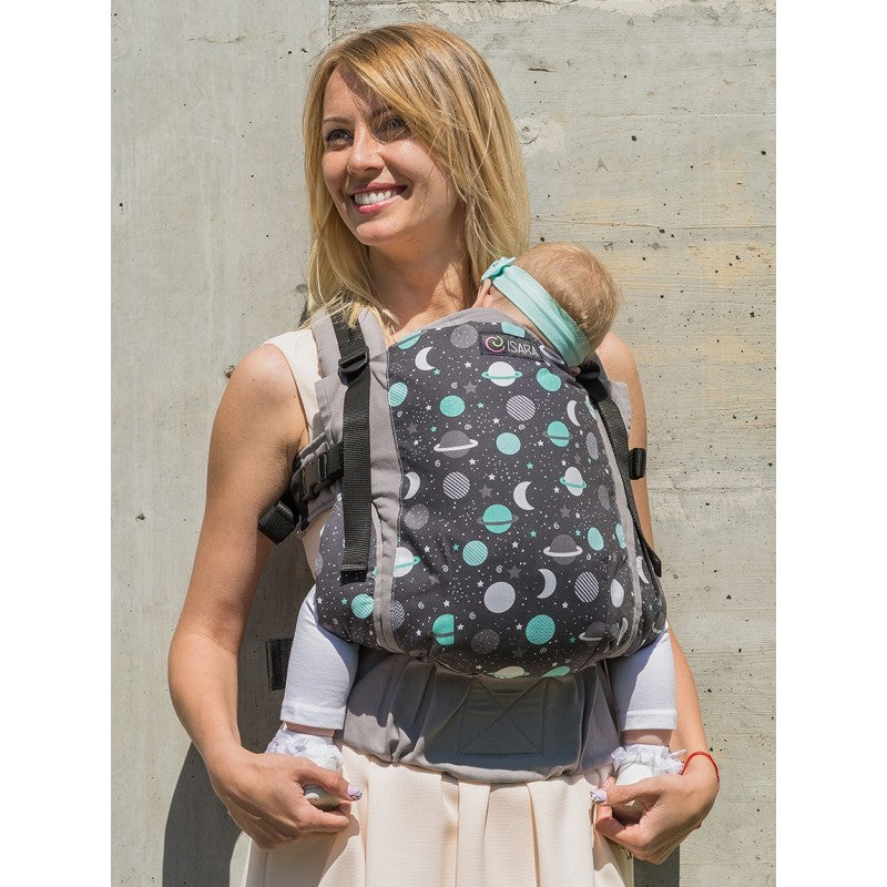 Isara V3 Space Odyssey Adjustable Soft Structured Carrier