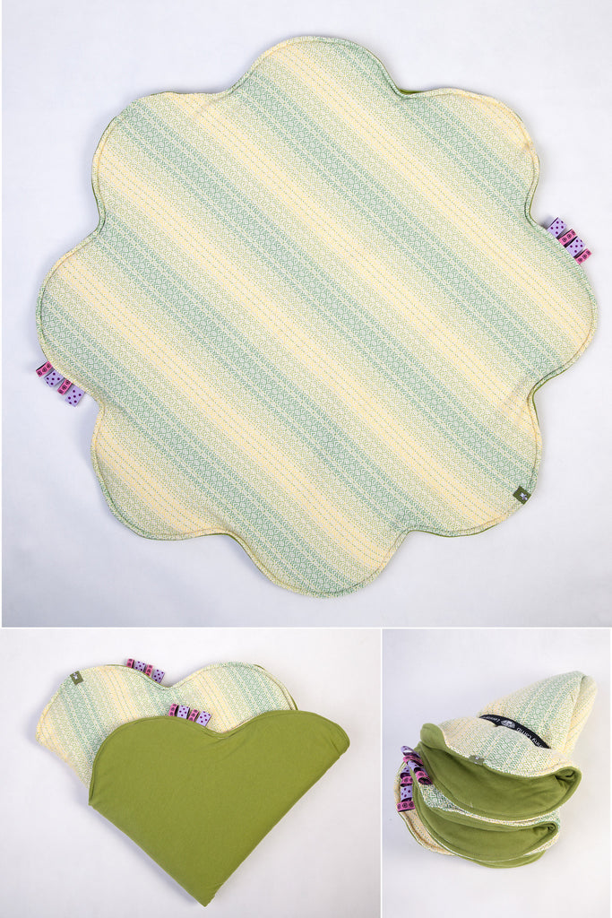 Lenny Lamb Baby Mat - Little Love Golden Tulip
