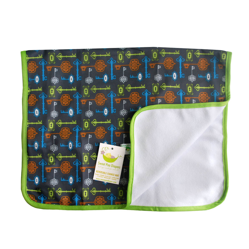 Sweet Pea Diaper Changing Pad