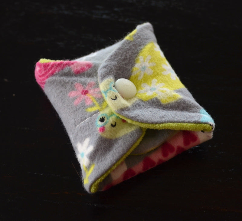 Orethic Reusable Sanitary Pad - MEDIUM (organic cotton)