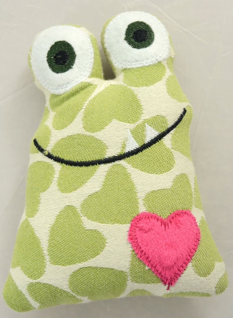 Wrap Scrap Love Monster