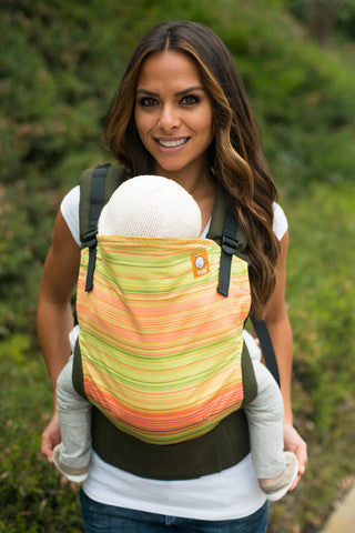 Tula Ergonomic Carrier MONTANA SUNSET
