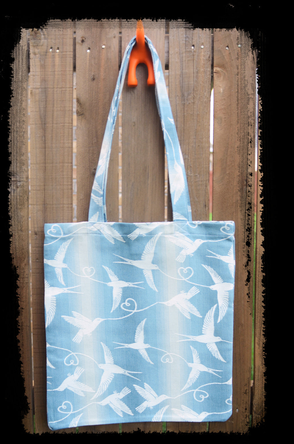 Smitten with Wovens Nimh - Justin TOTE BAG Made in America