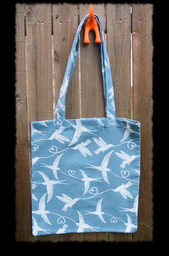 Smitten with Wovens Nimh - Martin TOTE BAG Made in America