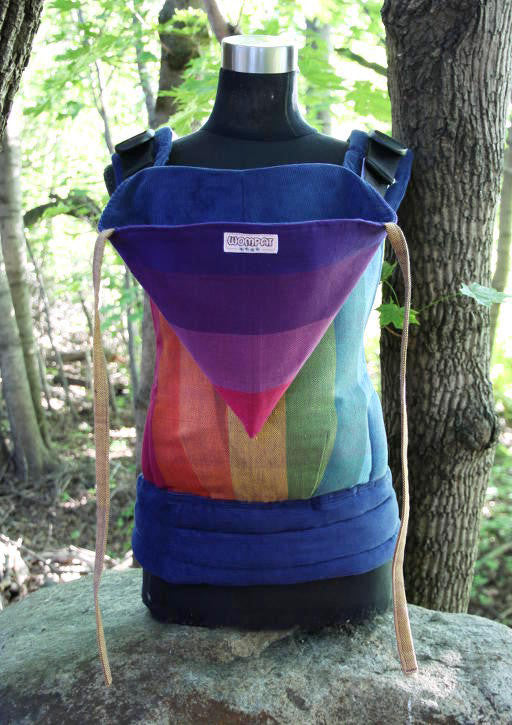 Wompat Soft Structured Carrier Northern Lights