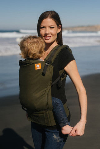 Tula Ergonomic Carrier OLIVE