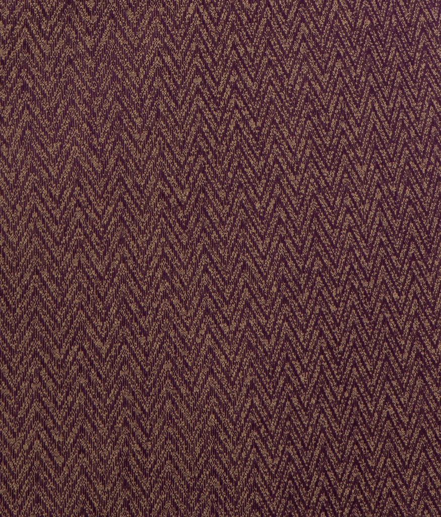 Lenny Lamb Shopping bag Purple Zig Zag