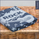 Fidella Rock N Rolla Blue Wrap