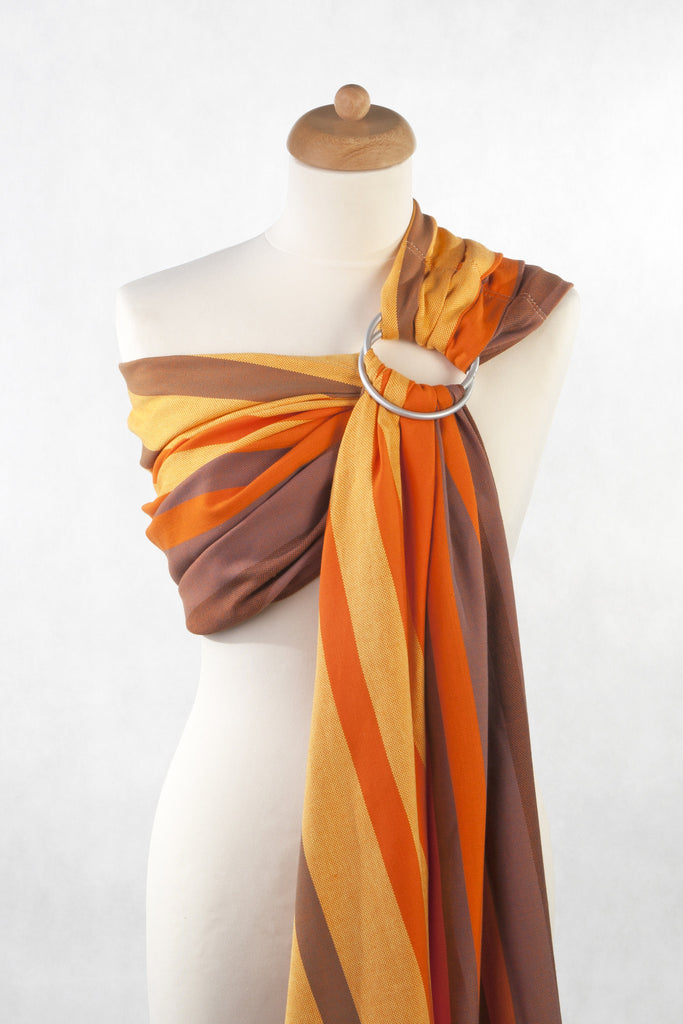 Lenny Lamb AUTUMN FANTASY Cotton Ring Sling