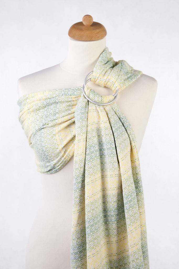 Lenny Lamb Little Love Golden Tulip (cotton) Ring Sling