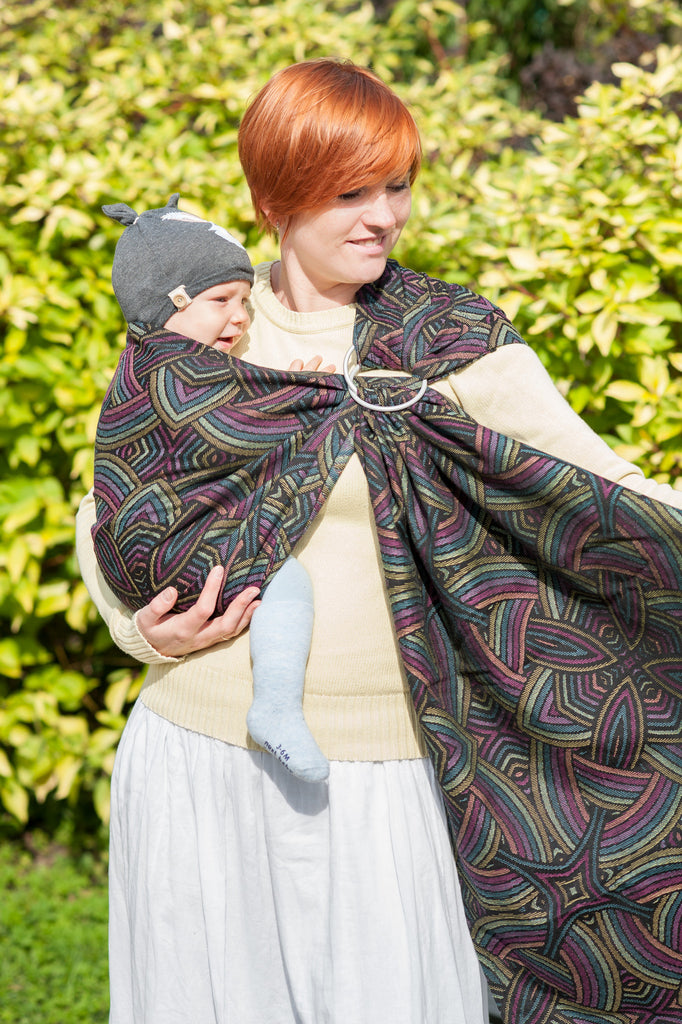 Lenny Lamb Illumination Ring Sling