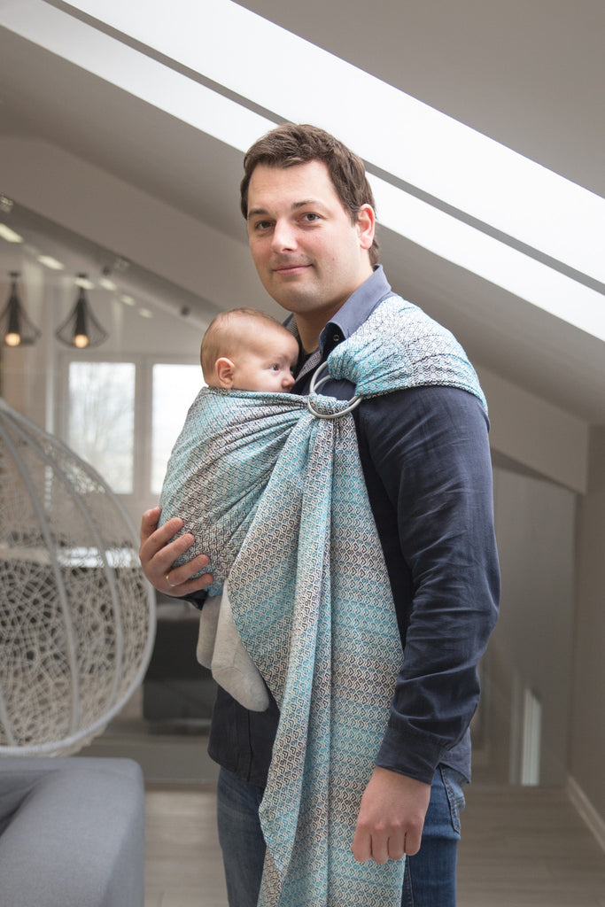 Lenny Lamb Little Love Breeze (cotton) Ring Sling
