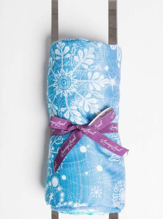 Lenny Lamb Snow Queen Swaddle Wrap