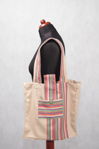 Lenny Lamb Shoulder bag SAND VALLEY