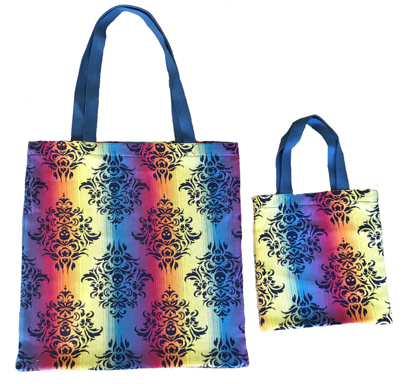 Smitten with Wovens Queen Anne's Revenge Scupper Mini-Me Tote Set