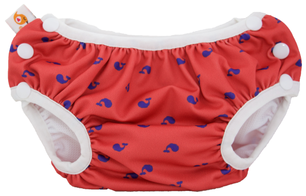 Smart Bottoms Lil' Swimmer Swim Diaper Cape Cod