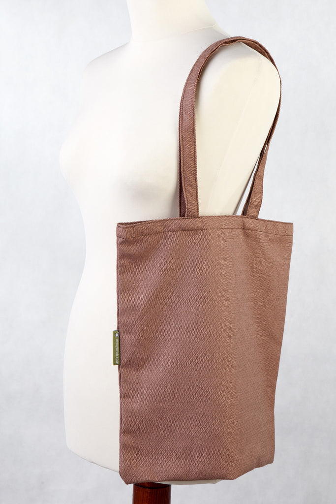 Lenny Lamb Shopping bag Diamond Brown