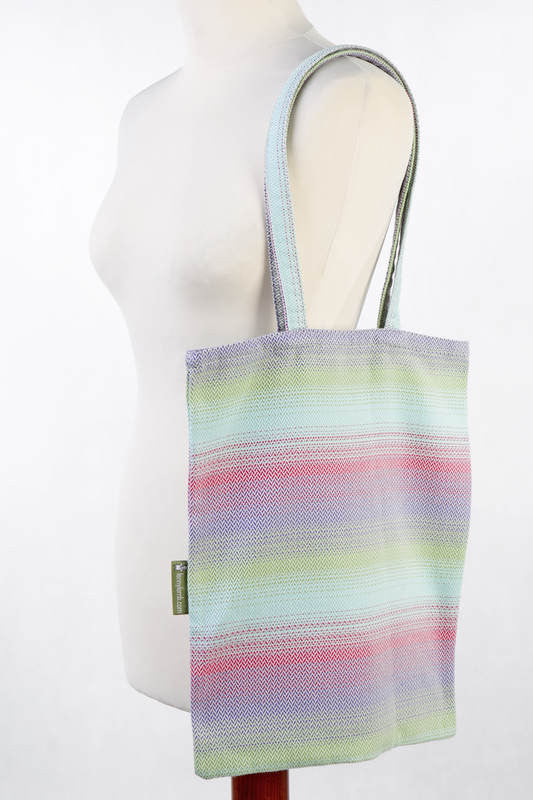 Lenny Lamb Shopping bag Little Herringbone Impression