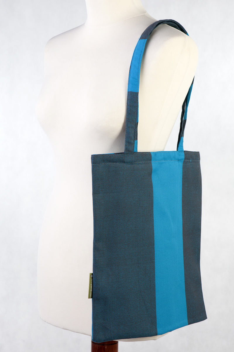 Lenny Lamb Shopping bag OCEAN DEPTH