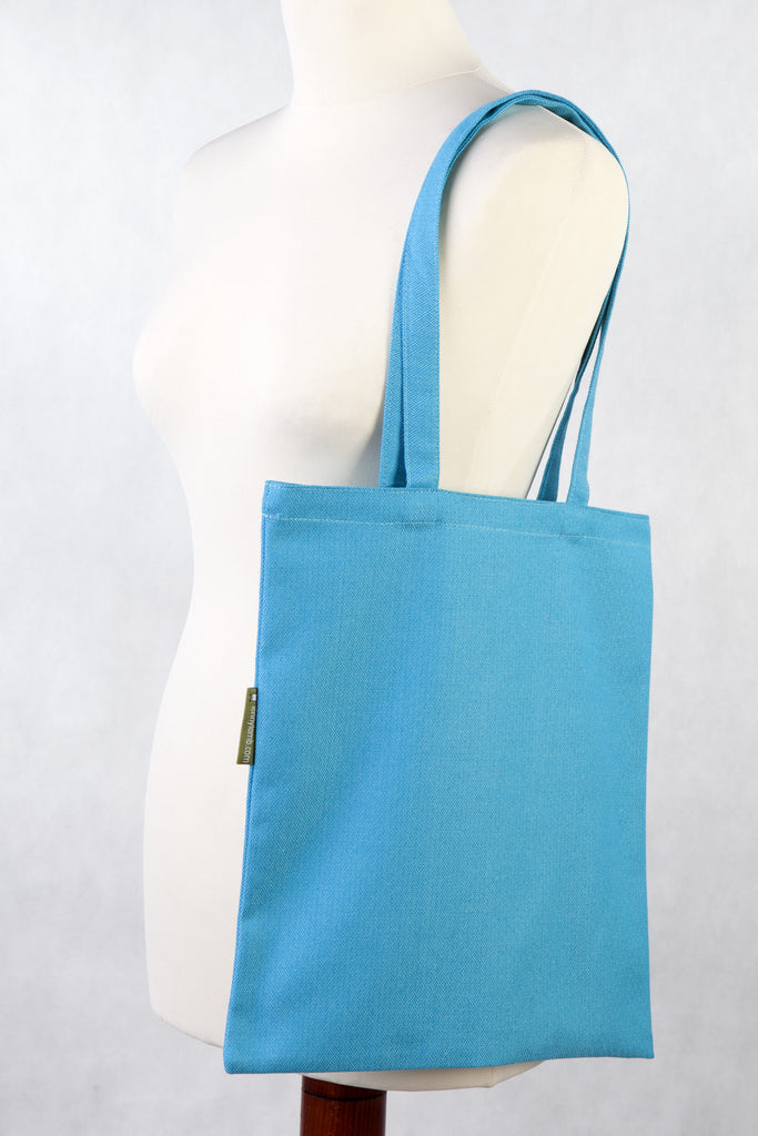 Lenny Lamb Shopping bag DIAMOND TURQUOISE