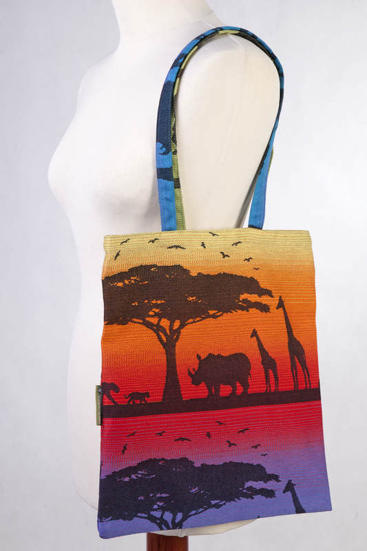 Lenny Lamb Shopping bag Rainbow Safari 2.0