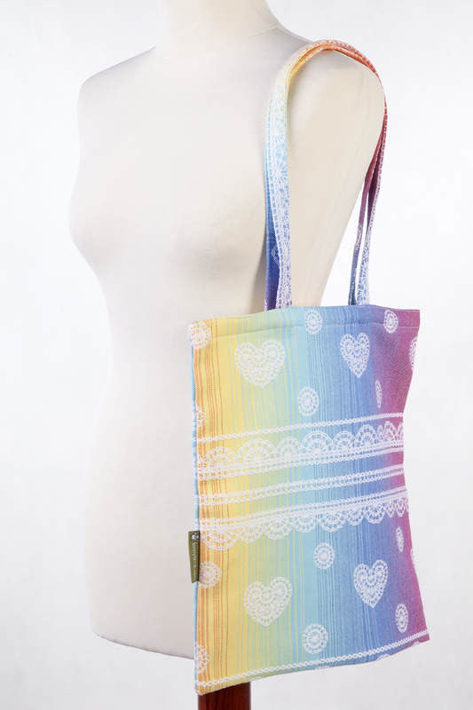 Lenny Lamb Shopping bag RAINBOW LACE