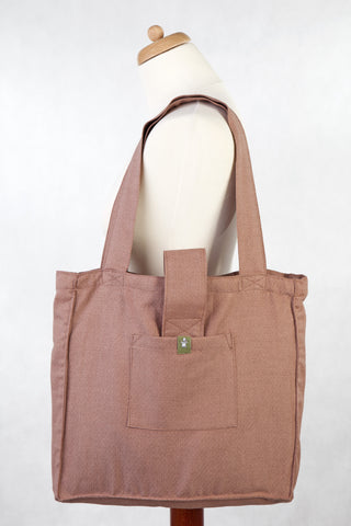 Lenny Lamb Shoulder bag DIAMOND BROWN