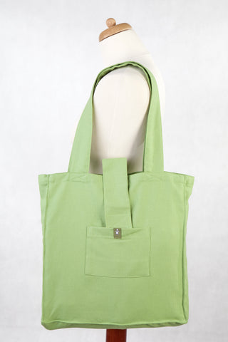 Lenny Lamb Shoulder bag Diamond Green