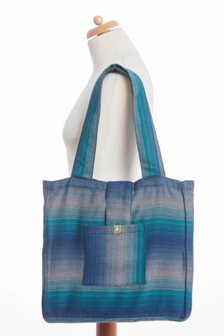Lenny Lamb Shoulder bag Little Herringbone Illusion
