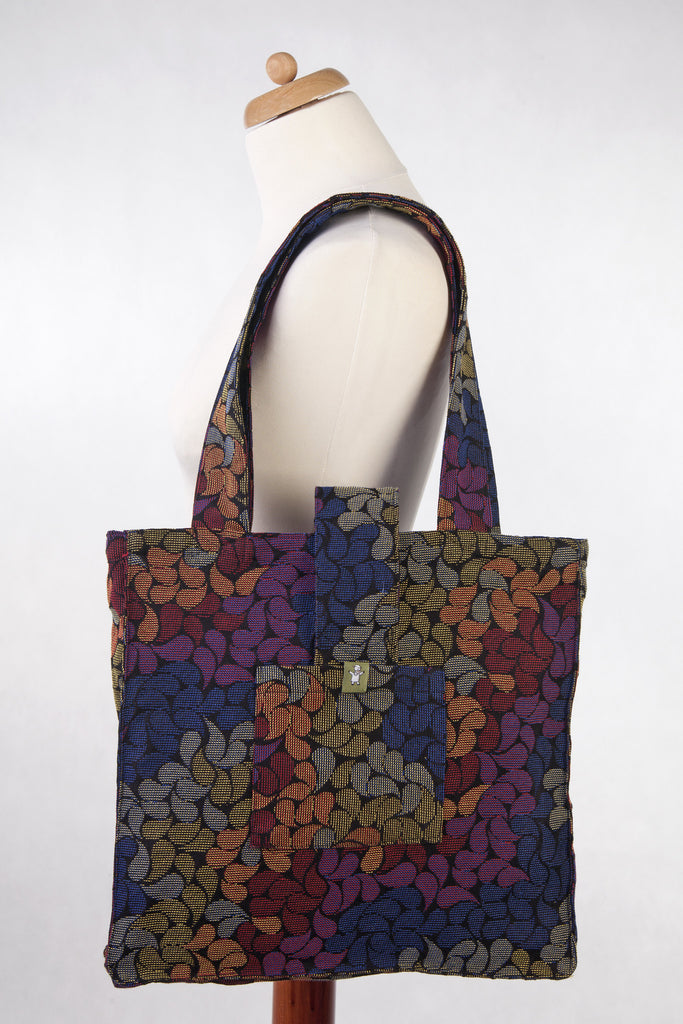 Lenny Lamb Shoulder bag Colors of Magic