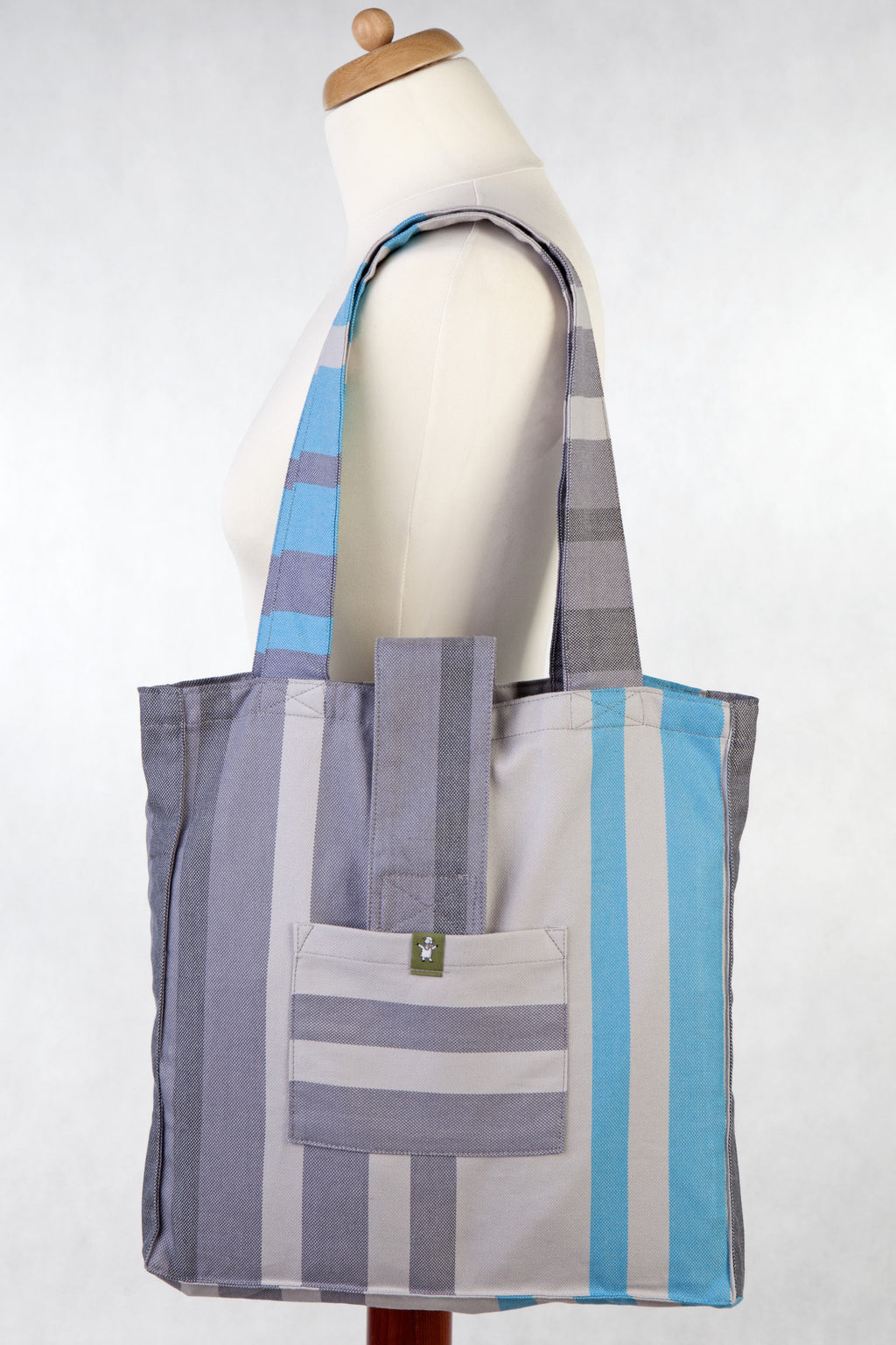 Lenny Lamb Shoulder bag MISTY MORNING