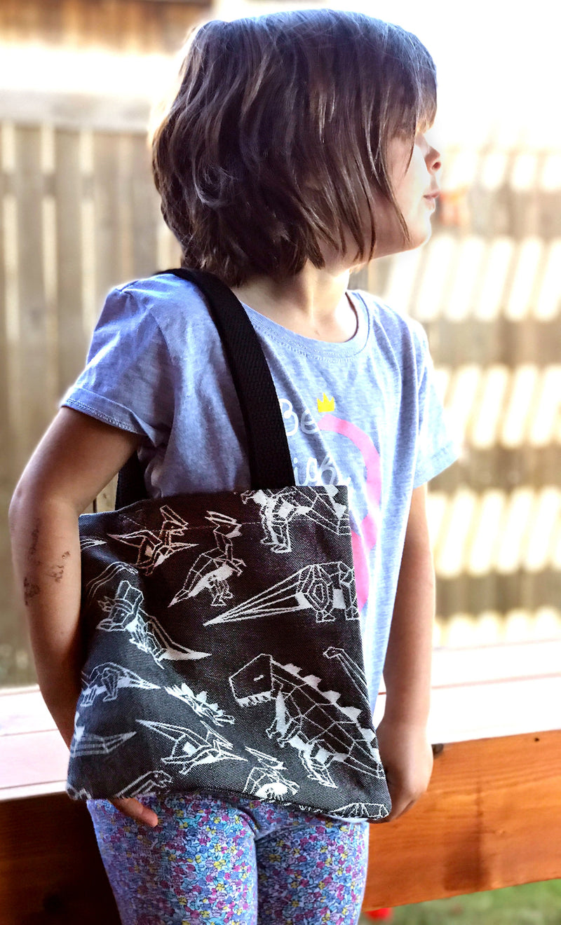Smitten with Wovens Lisa Pangea Kids Tote