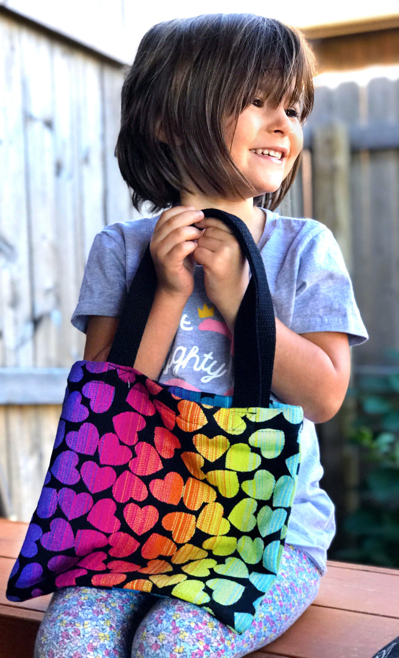 Smitten with Wovens Vena Cava Theo Kids Tote