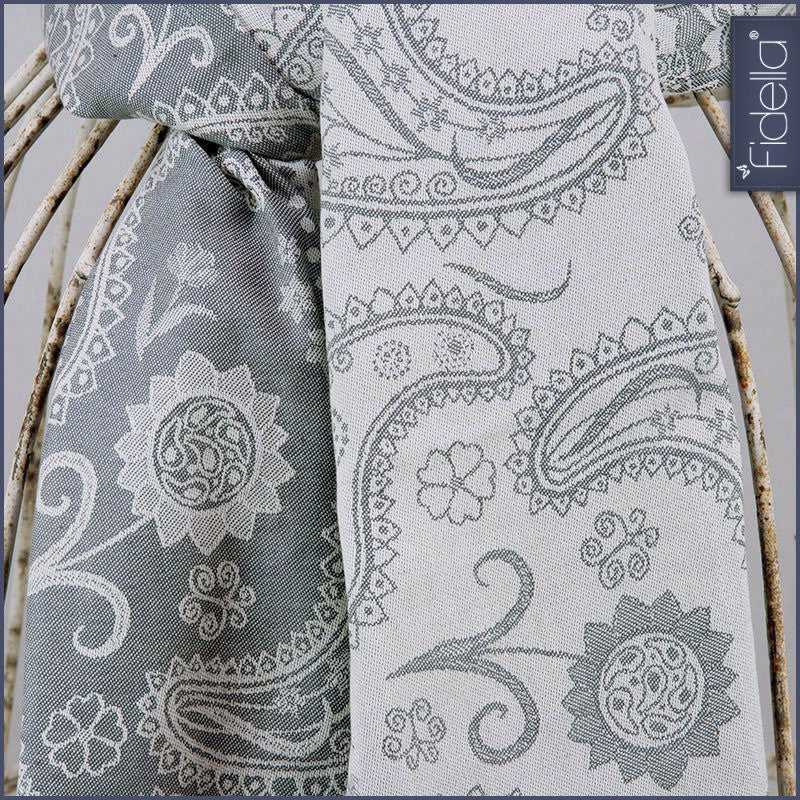 Fidella Persian Paisley Smoke Wrap (organic cotton)