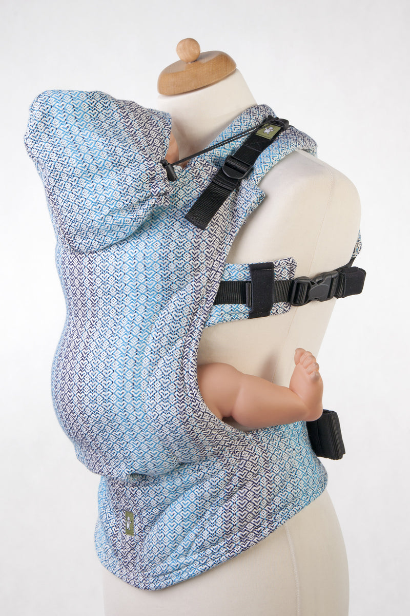 Lenny Lamb Little Love Breeze Ergonomic Full Buckle Carrier (cotton)
