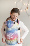 Lenny Lamb Ergonomic Full Buckle Carrier Winter's Dream (cotton) PREORDER