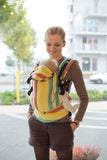 Lenny Lamb Ergonomic Full Buckle Carrier Sunny Smile (cotton)