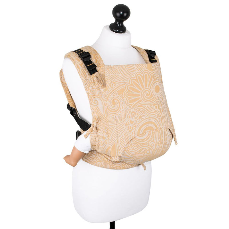 Fidella Masala Golden Yellow Fusion Soft Structured Carrier