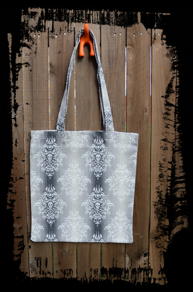 Smitten with Wovens Queen Anne's Revenge - Crow's Nest TOTE BAG Made in America