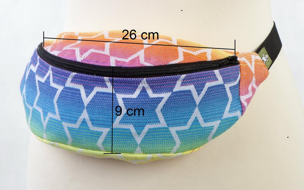 Lenny Lamb Colors of Life Waist Bag