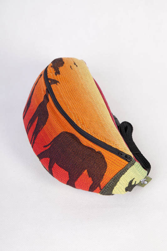 Lenny Lamb Waist Bag Rainbow Safari 2.0