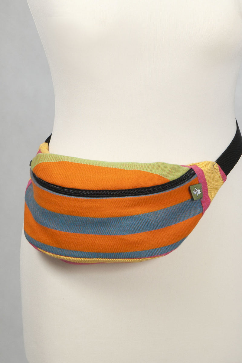 Lenny Lamb Waist Bag Zumba Orange
