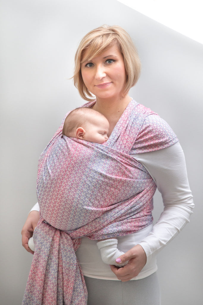 Lenny Lamb Little Love Haze Wrap (cotton)