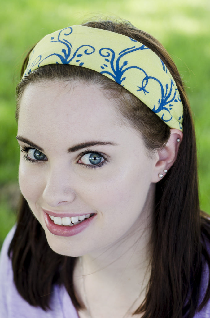 Wrapsody Cotton Jersey Head Wrap