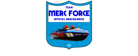 Team Merc Force Official Merchandise
