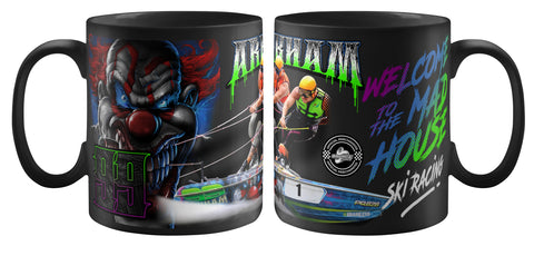 Arkham 99 MAD HOUSE Coffee Mug